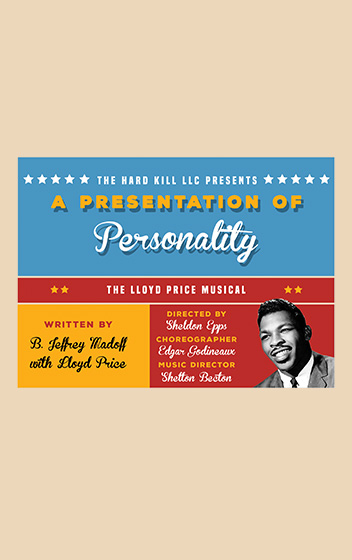 Personality: The Lloyd Price Musical